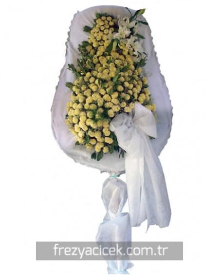 Sarı Karanfil Sepeti